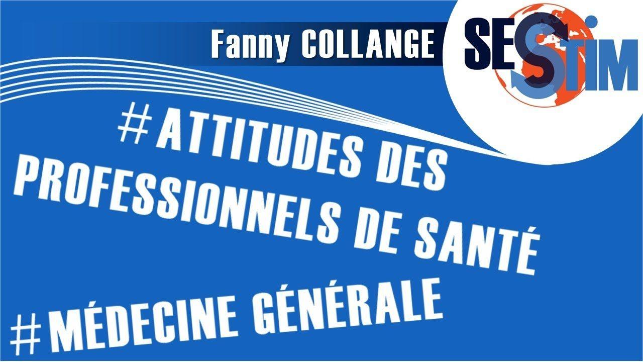 Séminaire Interne du SESSTIM - Fanny Collange