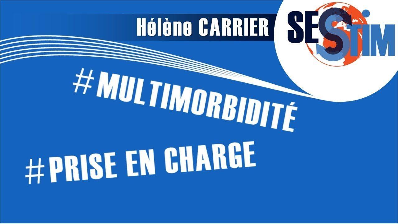 Séminaire Interne du SESSTIM - Hélène Carrier